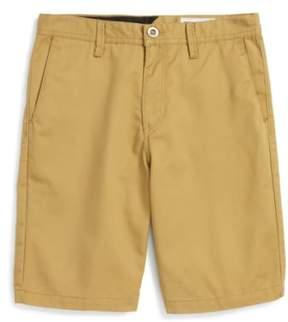 Volcom Boy's Chino Shorts