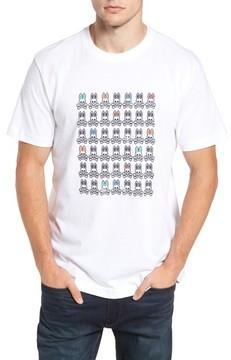 Psycho Bunny Men's Graphic T-Shirt