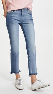 DL1961 Mara Instasculpt Ankle Straight Leg Jeans