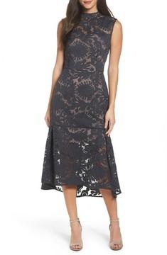 Chelsea28 Women's Lace Midi Dress