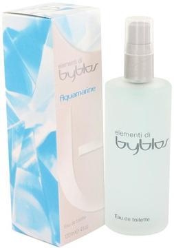 Byblos Aquamarine by Eau De Toilette Spray for Women (4 oz)