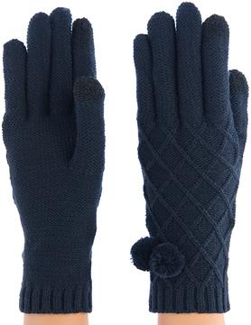 Shiraleah Navy Prudence Gloves