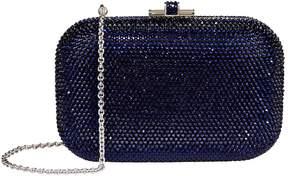 Judith Leiber Crystal Box Clutch