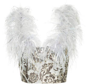 Alice McCall Young and Restless cropped top