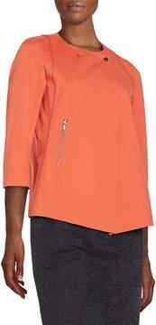 Lafayette 148 New York Women's Fundamental Stretch Dayle Jacket