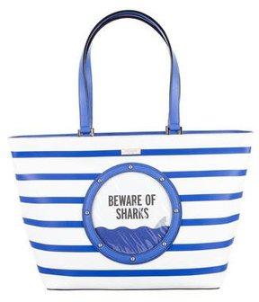 Kate Spade Make A Splash Jules Tote w/ Tags - BLUE - STYLE