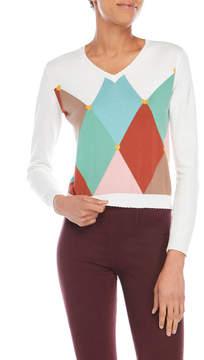 Altea Patchwork Sweater