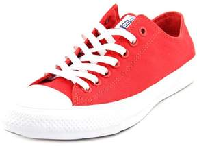 Converse Ct II Ox Women US 9 Red Sneakers