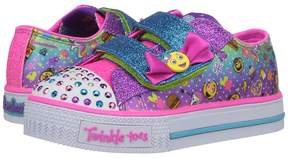 Skechers Shuffles 10840N Lights Girl's Shoes