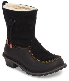 Woolrich Women's Fully Wooly Waterproof Winter Boot