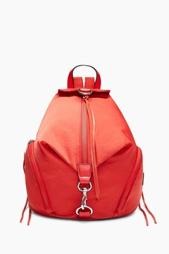 Rebecca Minkoff Julian Nylon Backpack - ONE COLOR - STYLE