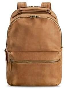 Shinola Runwell Outrigger Backpack