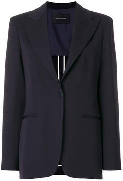 Cédric Charlier classic fitted blazer