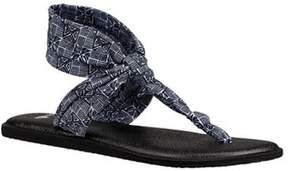 Sanuk Women's Yoga Sling Ella Print Sandal.