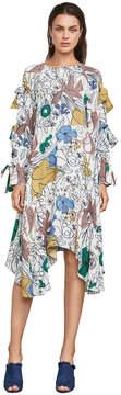 BCBGMAXAZRIA Cicely Floral-Print Dress