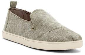 Toms Deconstructed Alpargata Slip-On Sneaker