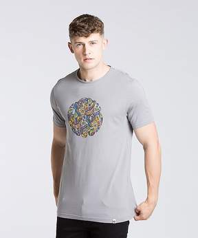 Pretty Green Paisley Logo T-Shirt