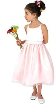 Us Angels Girl's Popover Dress