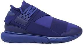 Y-3 Qasa Nylon High Top Sneakers