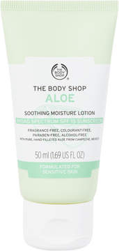 The Body Shop Aloe Soothing Moisture Lotion SPF 15