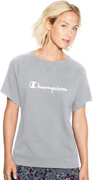 Champion Women's Heritage Crewneck Short Sleeve Top