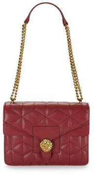 Anne Klein Diana Quilted Faux Leather Shoulder Bag