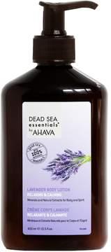 Ahava Dead Sea Essentials by Lavender Body Lotion