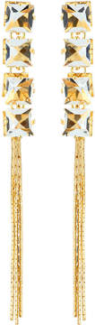 Fragments for Neiman Marcus Crystal Fringe Drop Earrings