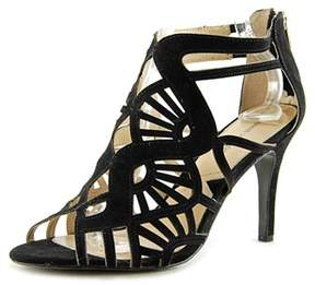 Adrienne Vittadini Gaven Women Open Toe Leather Sandals.