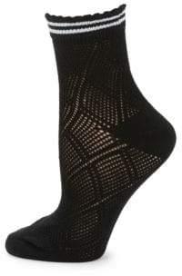 Hue Sporty Shortie Tennis Socks