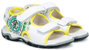 Roberto Cavalli strapped sandals