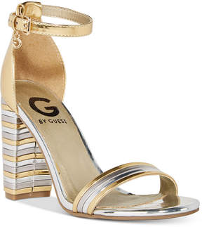 G by Guess Shaker Dress Sandals Women's Shoes