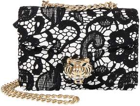 Betsey Johnson Lady Lace Cross-Body Bag