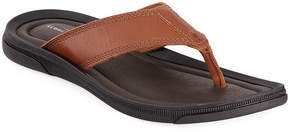Kenneth Cole Men's Leather Thong Sandal