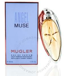 Thierry Mugler Angel Muse EDP Spray Refillable 1.7 oz (50 ml) (w)