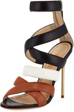 Jerome C. Rousseau Floyd Dressy Colorblock Sandal