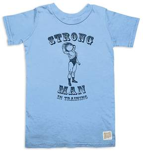Original Retro Brand Boys' Greatest Showman Strong Man Tee, Little Kid - 100% Exclusive