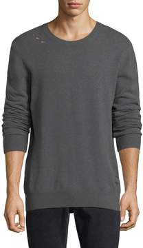 IRO Men's Wool Blend Petroi Crew Sweater