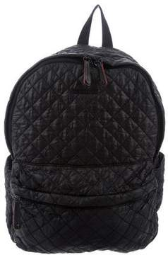 MZ Wallace Quilted Metro Backpack