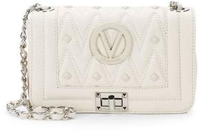 Mario Valentino Valentino by Women's Beatriz Leather Shoulder Flap Bag