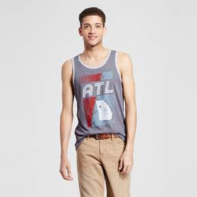 Awake Men's Atlanta Ninety Six Tank - Charcoal Gray