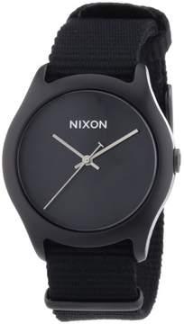 Nixon The Mod Watch All Black, One Size