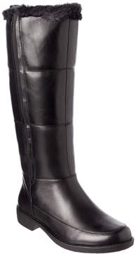 Taryn Rose Abbott Waterproof Leather Tall Boot