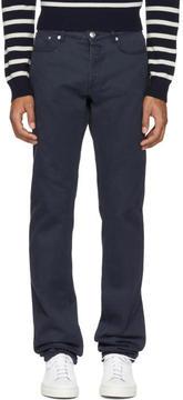 A.P.C. Navy Petit Standard Jeans