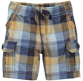 Tea Collection Kanawinka Cargo Baby Shorts (Baby Boys)
