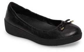 FitFlop Women's Superbendy Ballerina Flat