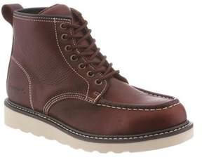 BearPaw Men's Crockett Solids Ankle Boot.