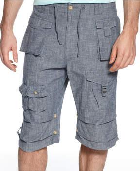 Sean John Men's Classic Flight Cargo 14 Shorts, Created for Macy's