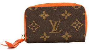 Louis Vuitton Monogram Canvas Zippy Multicartes Card Holder - BROWN - STYLE