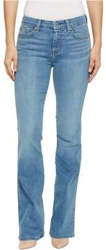 7 For All Mankind A Pocket in Bright Palm Women's Jeans
